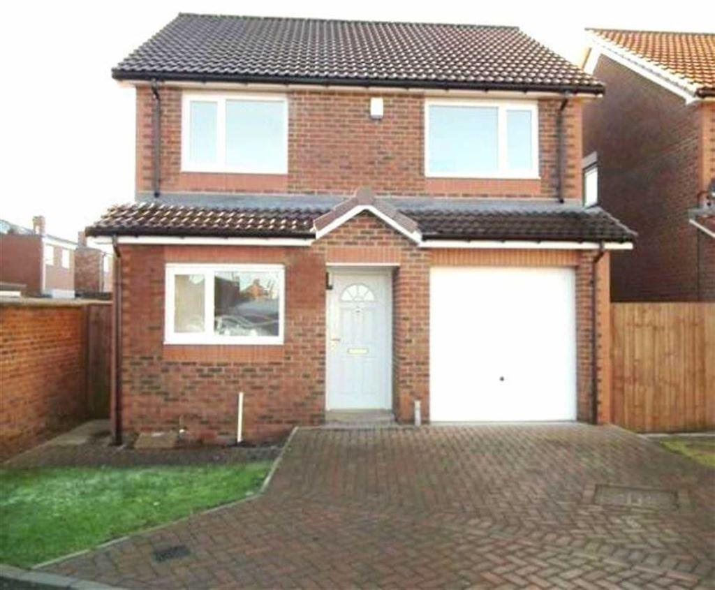 4 Bedrooms Detached House for sale in Strawberry Mews, Choppington