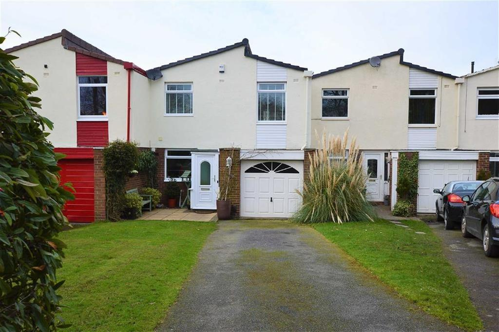 3 Bedrooms Town House for sale in Rosemount Close, Oxton, CH43