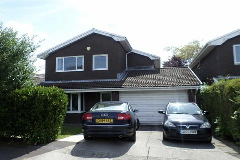4 bedroom detached house for sale - Millfield Close, Swansea, SA2