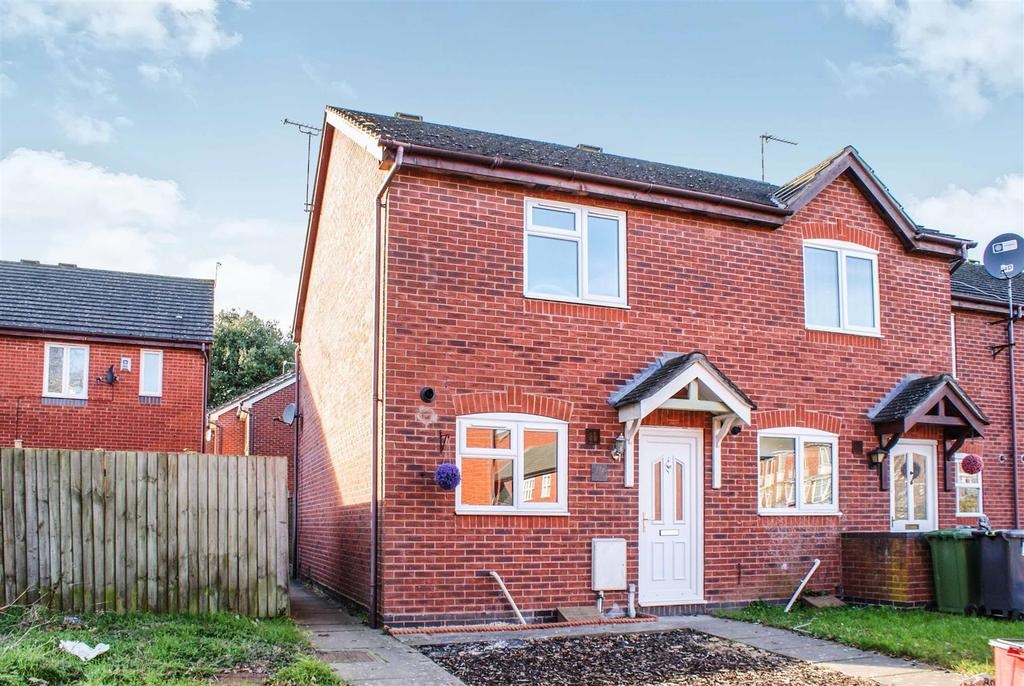 2 Bedrooms End Of Terrace House for sale in Ginkgo Walk, Leamington Spa