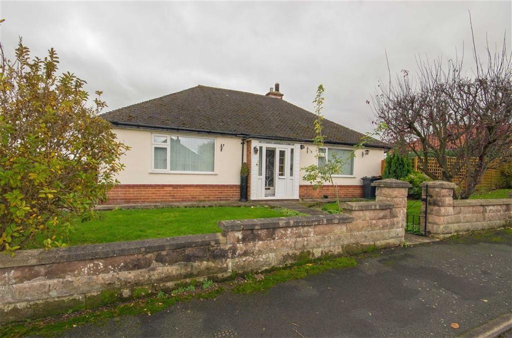2 Bedrooms Detached Bungalow for sale in Braeside Avenue, Hawarden, Deeside, Flintshire