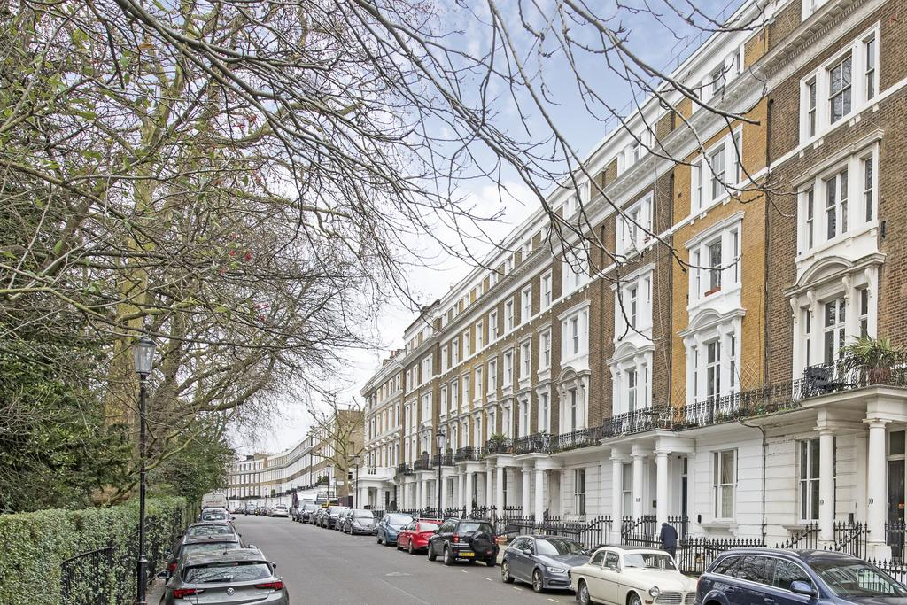 2 Bedrooms Flat for sale in Ladbroke Square, Notting Hill, London W11