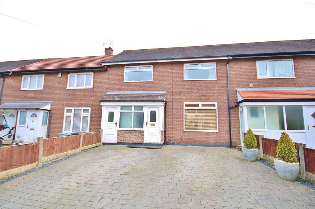 3 Bedrooms Terraced House for sale in Lostock Road, Handforth