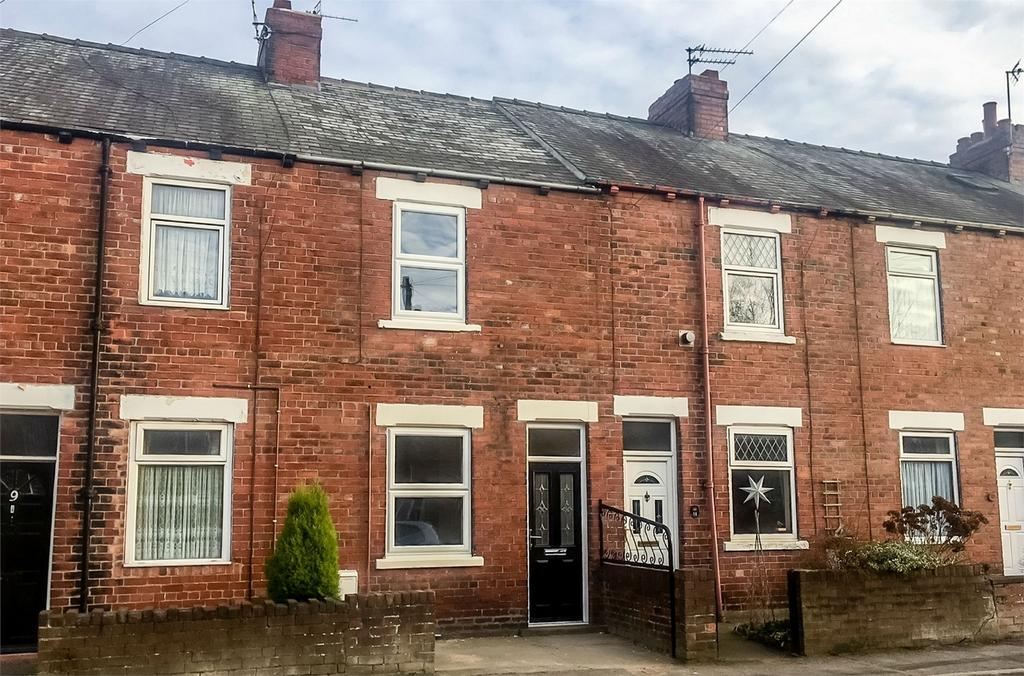 3 Bedrooms Terraced House for sale in Railway View, York