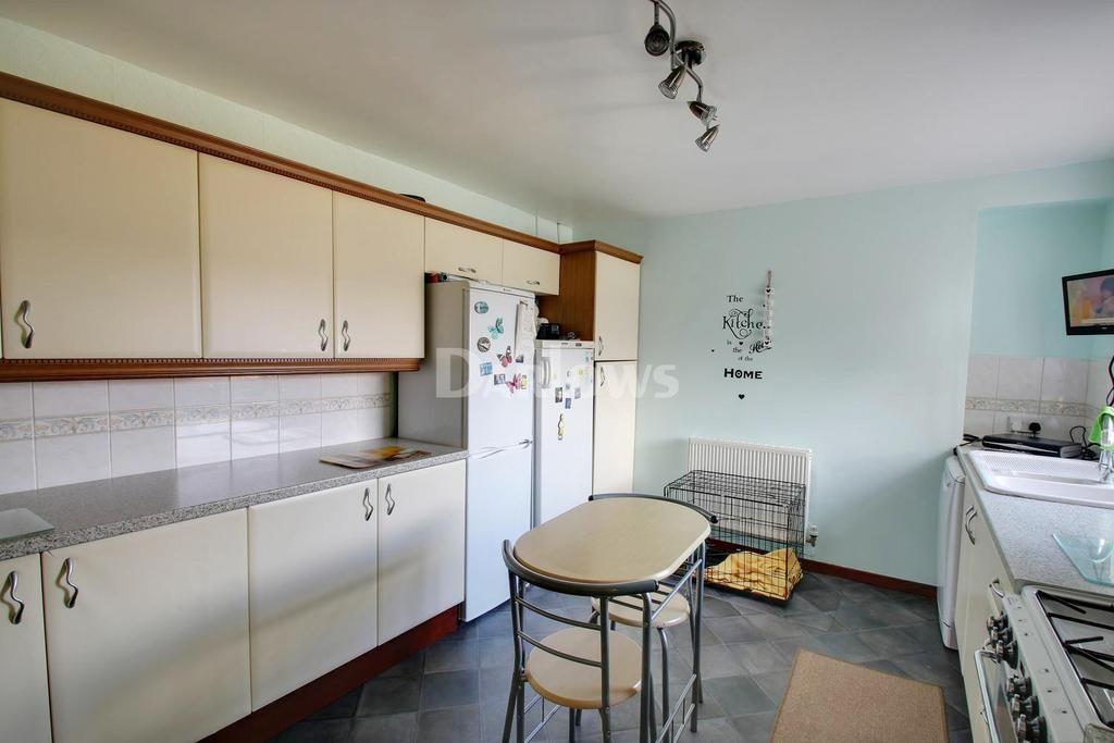 2 Bedrooms Terraced House for sale in Brynteg, Treharris