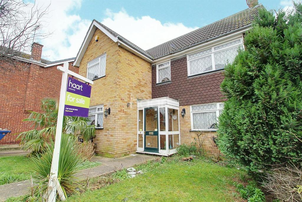 3 Bedrooms Detached House for sale in Park Rise, Western Park, Leicester