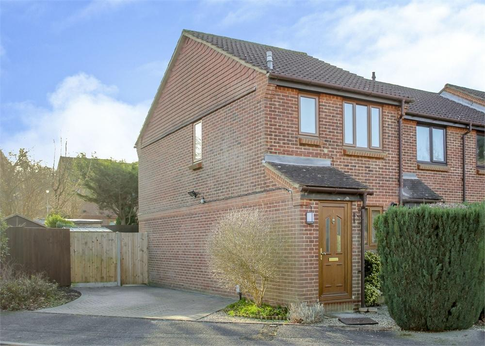 2 Bedrooms End Of Terrace House for sale in Upavon Gardens, Forest Park, Bracknell, Berkshire