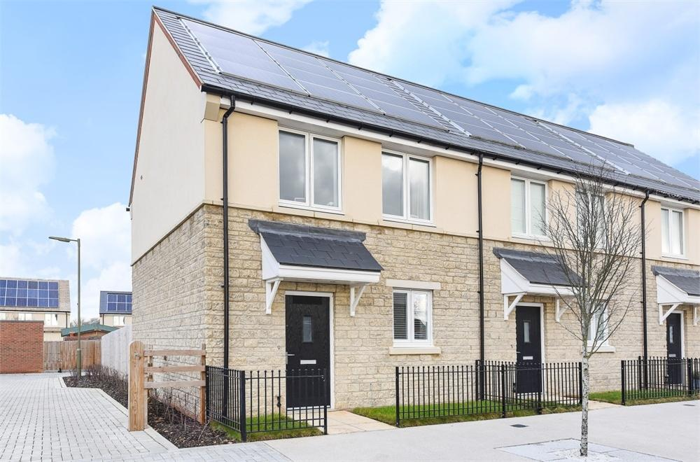 2 Bedrooms End Of Terrace House for sale in Charlotte Avenue, Bicester, Oxfordshire