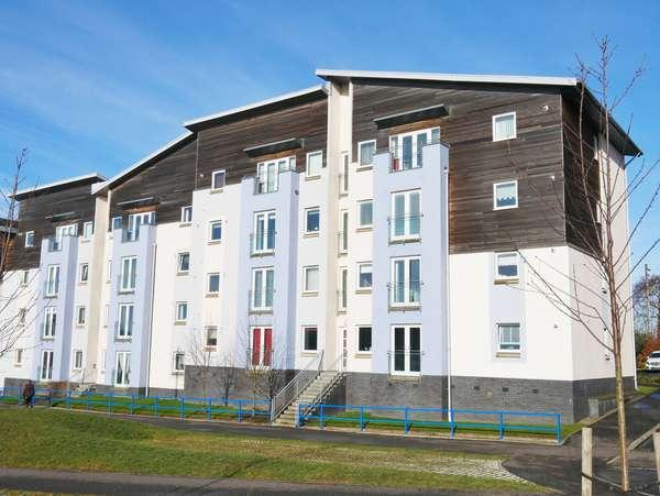 2 Bedrooms Flat for sale in 17 Blairbeth Mews, Rutherglen, Glasgow, G73 4NZ