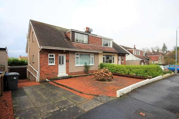 2 Bedrooms Semi Detached Bungalow for sale in 19 Scott Drive, Largs, KA30 9PB