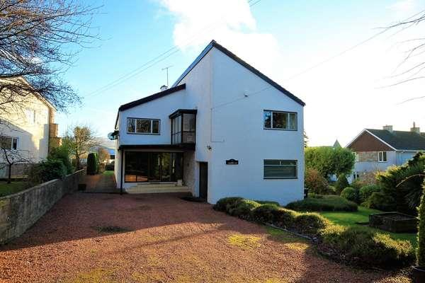 4 Bedrooms Detached House for sale in Fairways Irvine Road, Largs, KA30 8EY