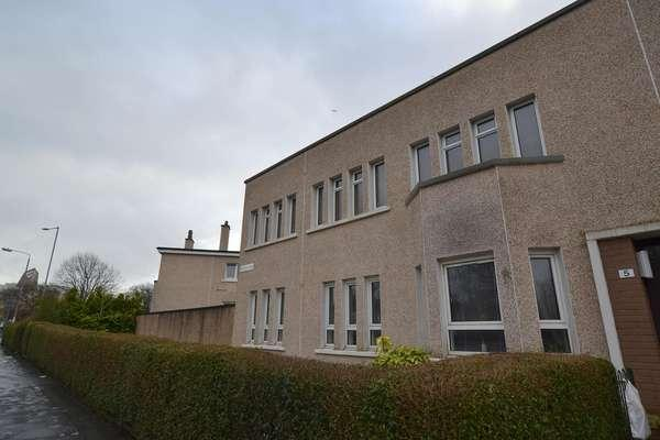 3 Bedrooms Flat for sale in 1/2, 5 Waterfoot Avenue, Glasgow, G53 5BS
