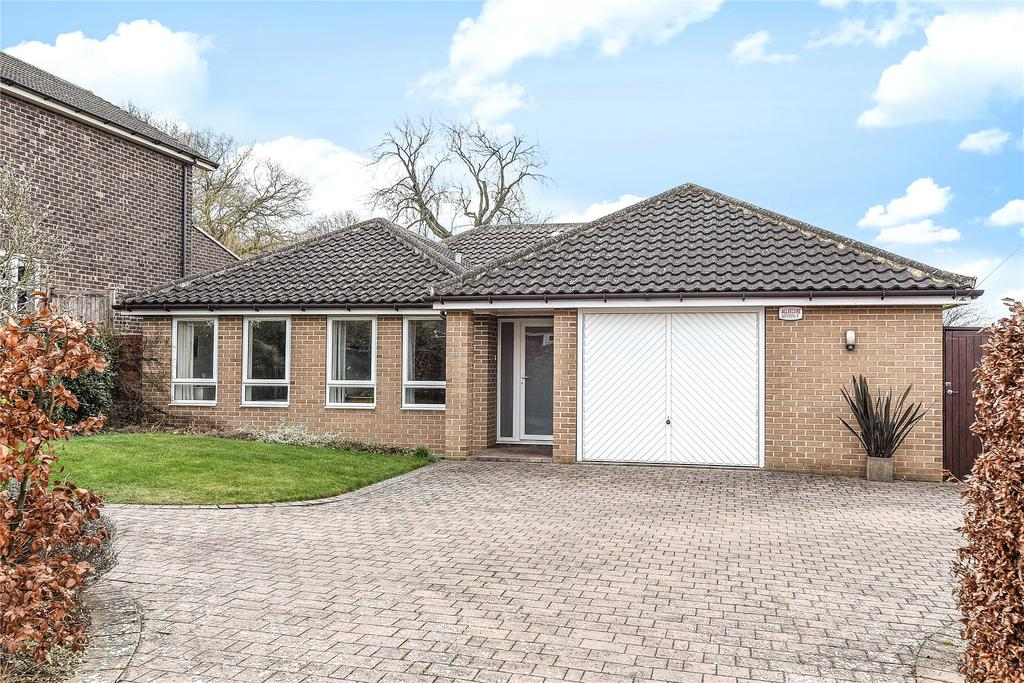 4 Bedrooms Detached Bungalow for sale in Beacon Lane, Grantham, NG31