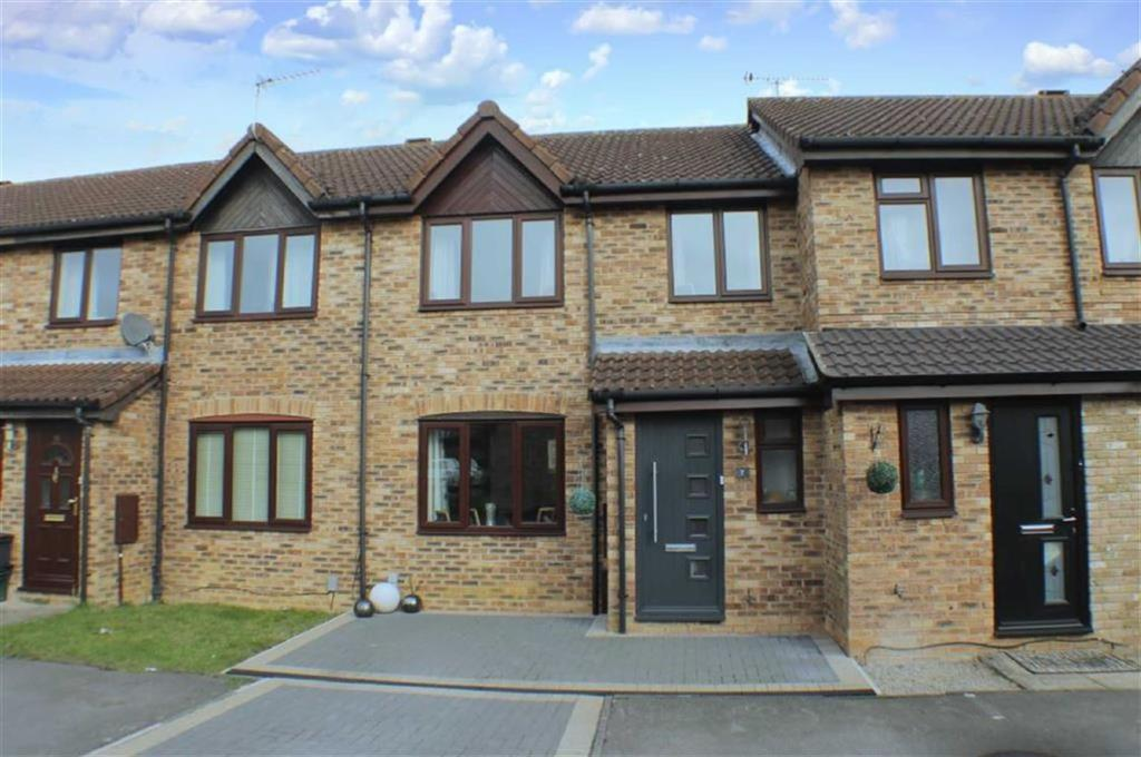 3 Bedrooms Terraced House for sale in Harvesters, St Albans, Hertfordshire