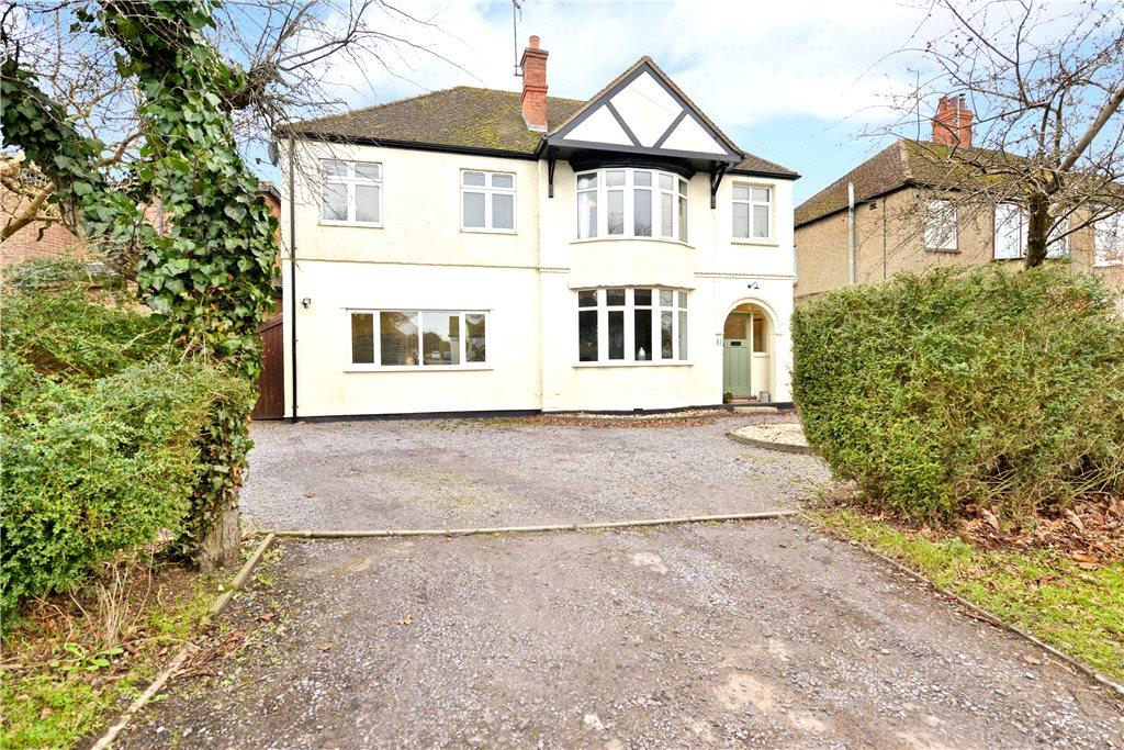 5 Bedrooms Detached House for sale in Willen Road, Newport Pagnell, Buckinghamshire