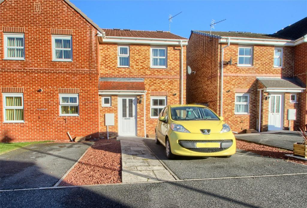 2 Bedrooms Semi Detached House for sale in Densham Drive, Stockton On Tees
