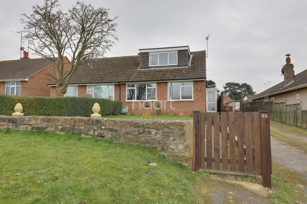 3 Bedrooms Semi Detached House for sale in Northampton