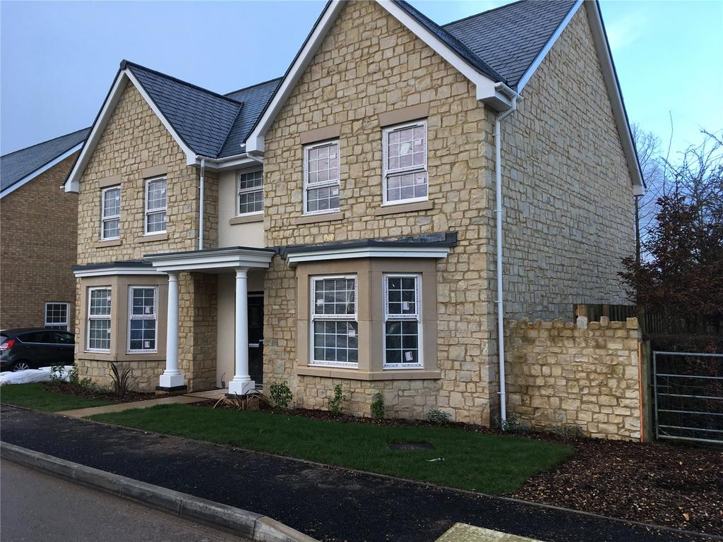 4 Bedrooms Detached House for sale in St James' Gate, Broadway, Ilminster, Somerset