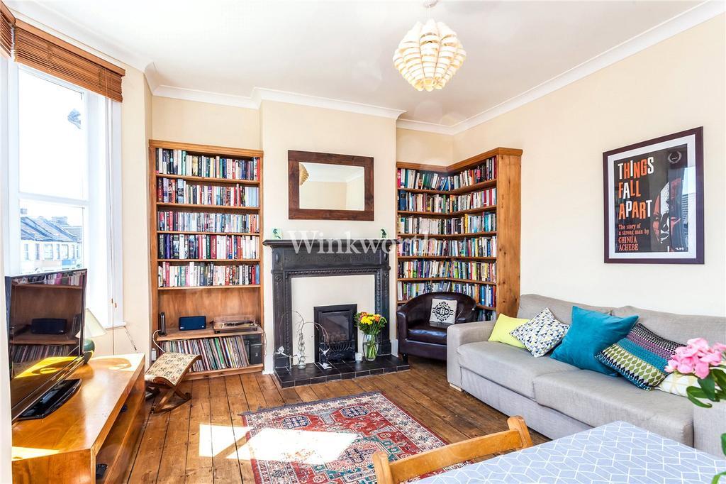 2 Bedrooms Flat for sale in Harringay Road, London, N15
