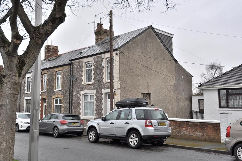 4 Bedrooms End Of Terrace House for sale in 19 Chamberlain Row, Dinas Powys CF64 4PJ