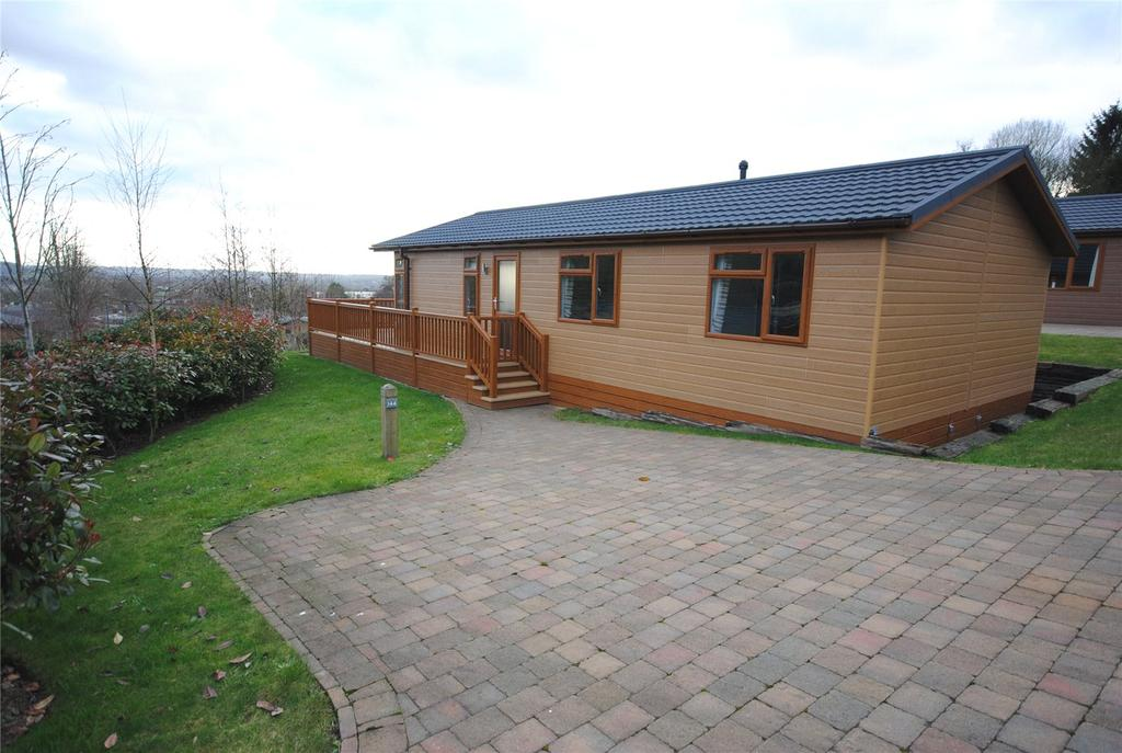 3 Bedrooms Mobile Home for sale in Thurlbear Woods, Cheddar Woods, Resort and Spa, Somerset, BS27