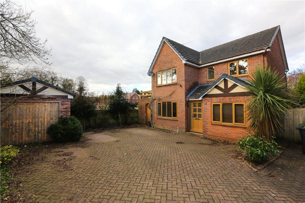 4 Bedrooms Detached House for sale in Marsh Way, Catshill, Bromsgrove, B61