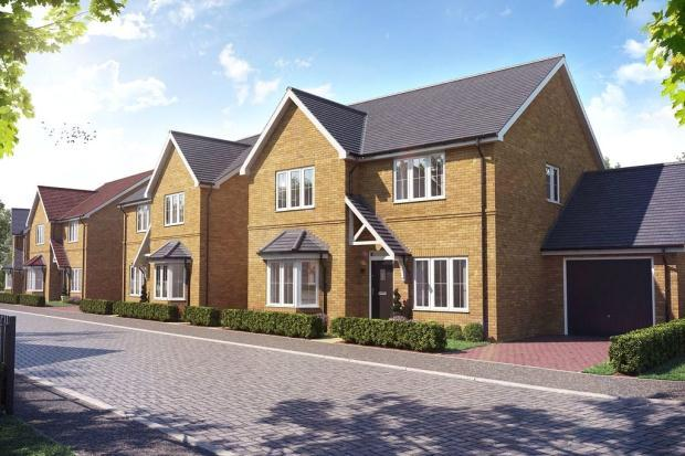 4 Bedrooms Link Detached House for sale in Sopwith Grange, Greenacres, Duxford, Cambridgeshire