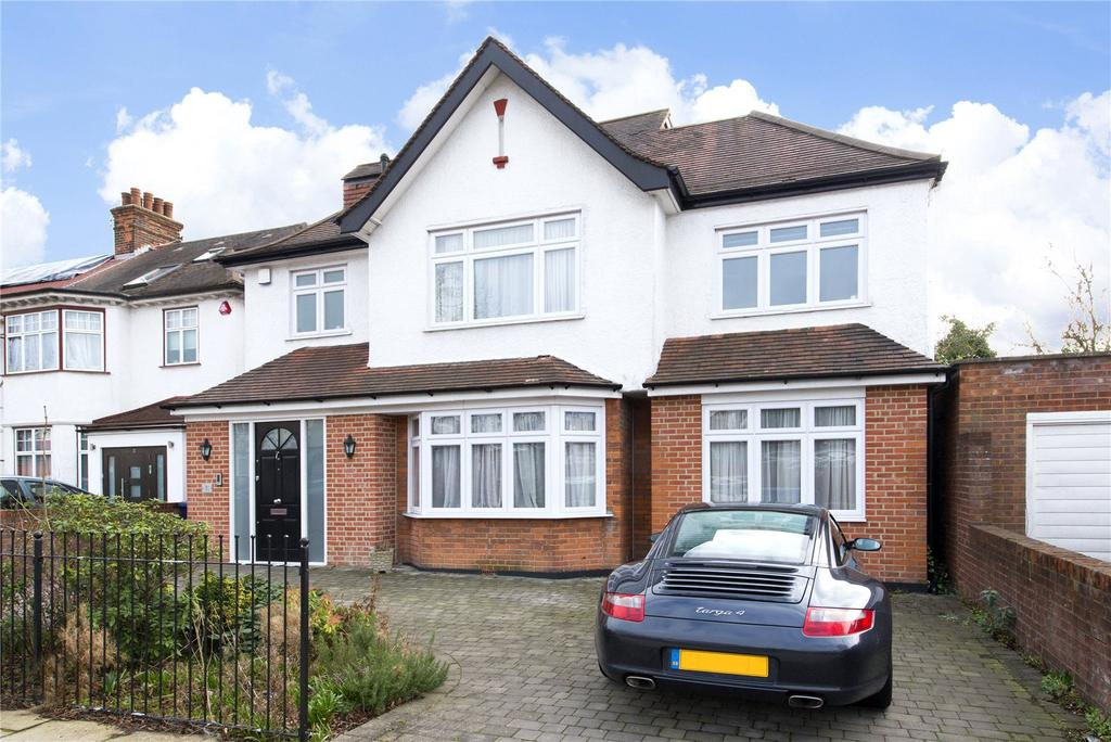 6 Bedrooms Detached House for sale in Goodwyn Avenue, Mill Hill, London, NW7