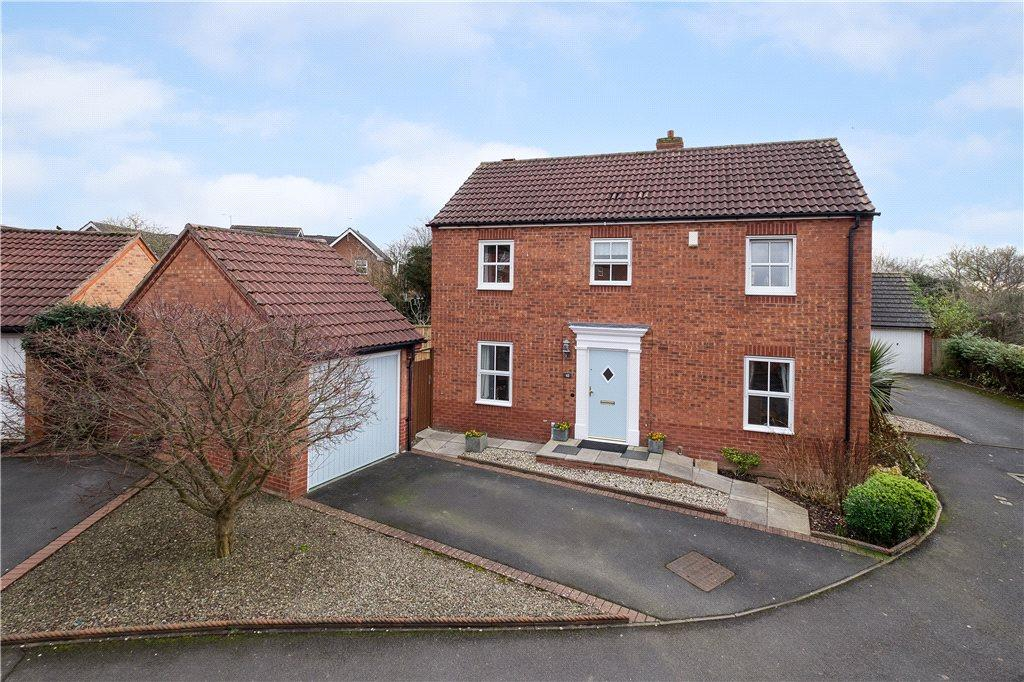 3 Bedrooms Detached House for sale in Dahn Drive, Ludlow, Shropshire, SY8