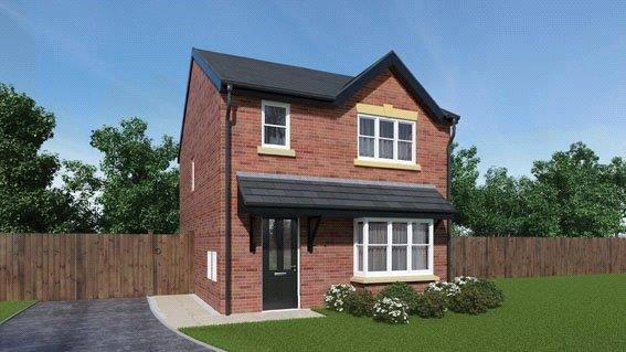 3 Bedrooms Detached House for sale in Plot 12 Eclipse Park, OAKHURST, Feniscowles, Blackburn, BB2