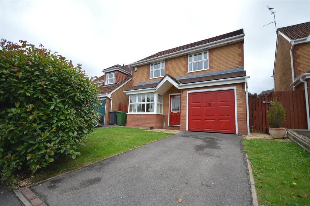 3 Bedrooms Detached House for sale in Gaulden Grove, Pontprennau, Cardiff, CF23