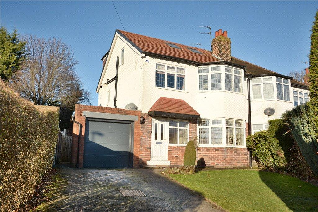 5 Bedrooms Semi Detached House for sale in Southlands Drive, Leeds, West Yorkshire