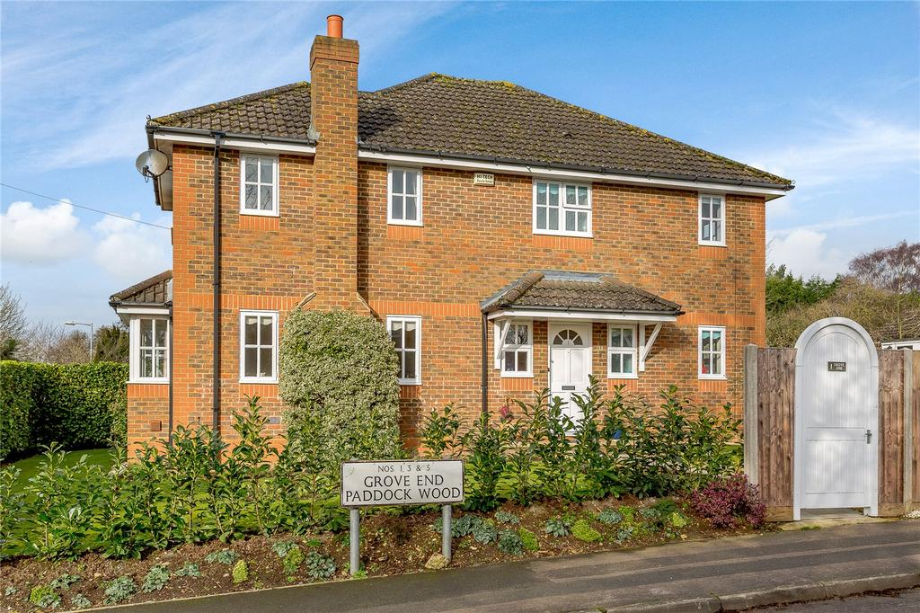 4 Bedrooms House for sale in Grove End, Paddock Wood, Harpenden, Hertfordshire