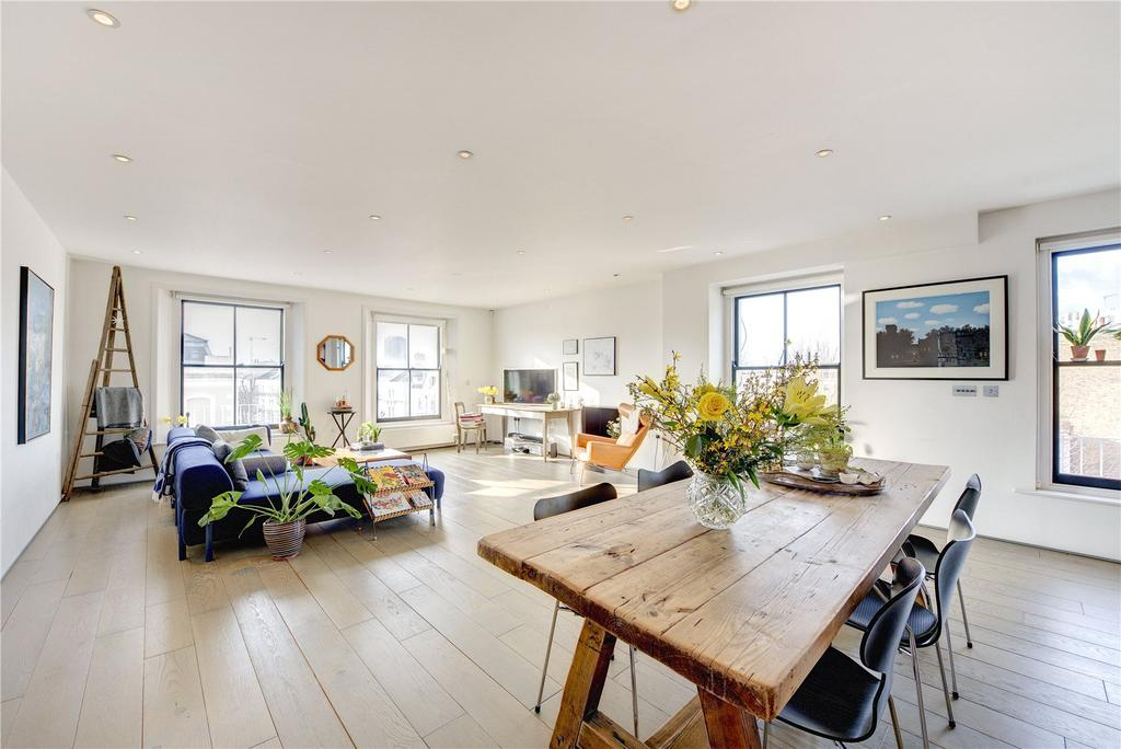 3 Bedrooms Flat for sale in Elgin Crescent, London