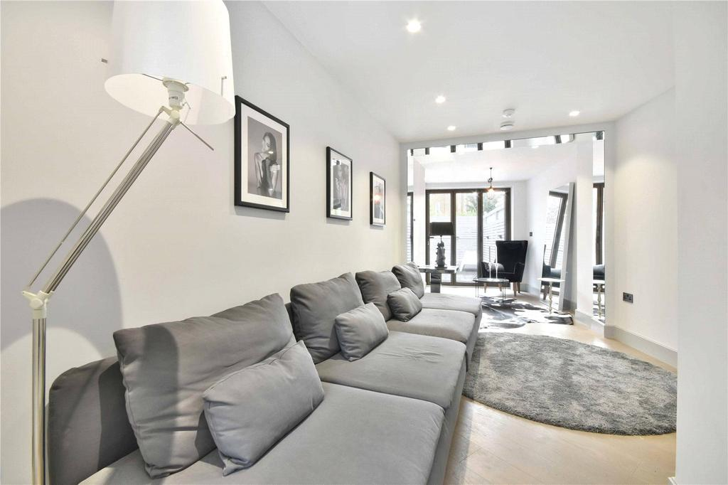 3 Bedrooms House for sale in Holmdale Road, West Hampstead, NW6