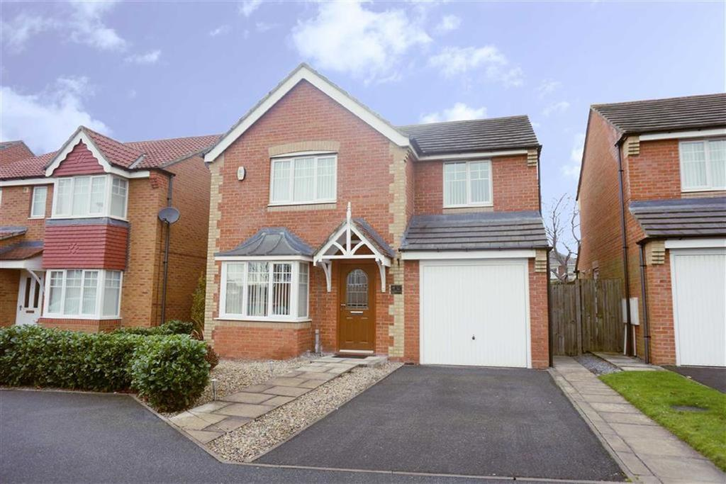 4 Bedrooms Detached House for sale in Dilston Grange, Wallsend, Tyne And Wear, NE28