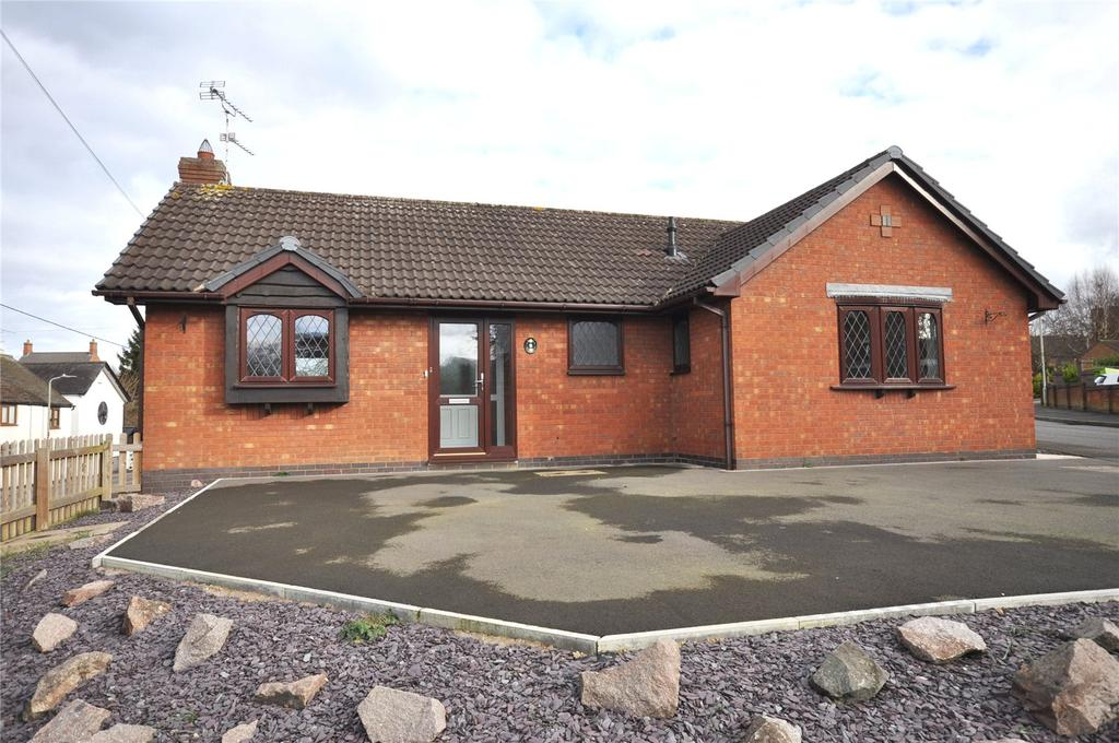 3 Bedrooms Detached Bungalow for sale in St. Phillips Road, Burton On The Wolds, Loughborough