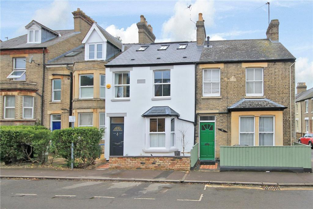 4 Bedrooms Terraced House for sale in Benson Street, Cambridge, CB4