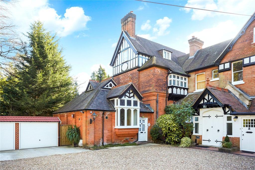 2 Bedrooms Unique Property for sale in Scotswood, Devenish Road, Ascot, Berkshire, SL5