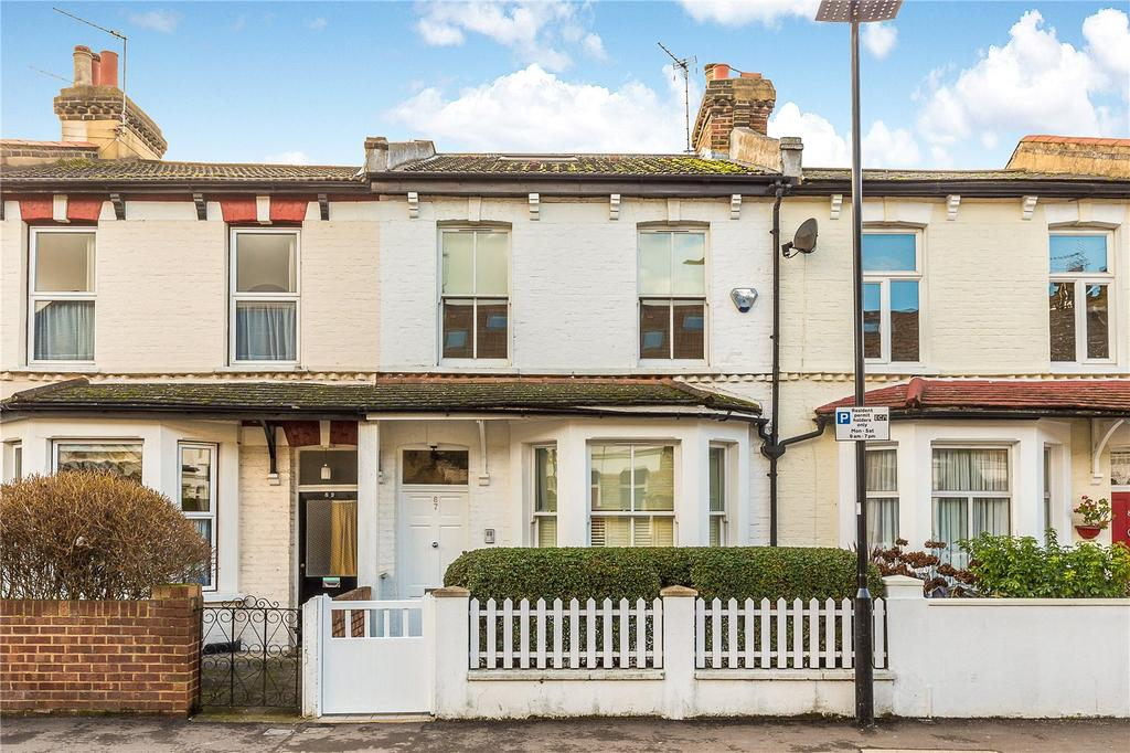4 Bedrooms Terraced House for sale in Devonshire Road, Chiswick, London, W4