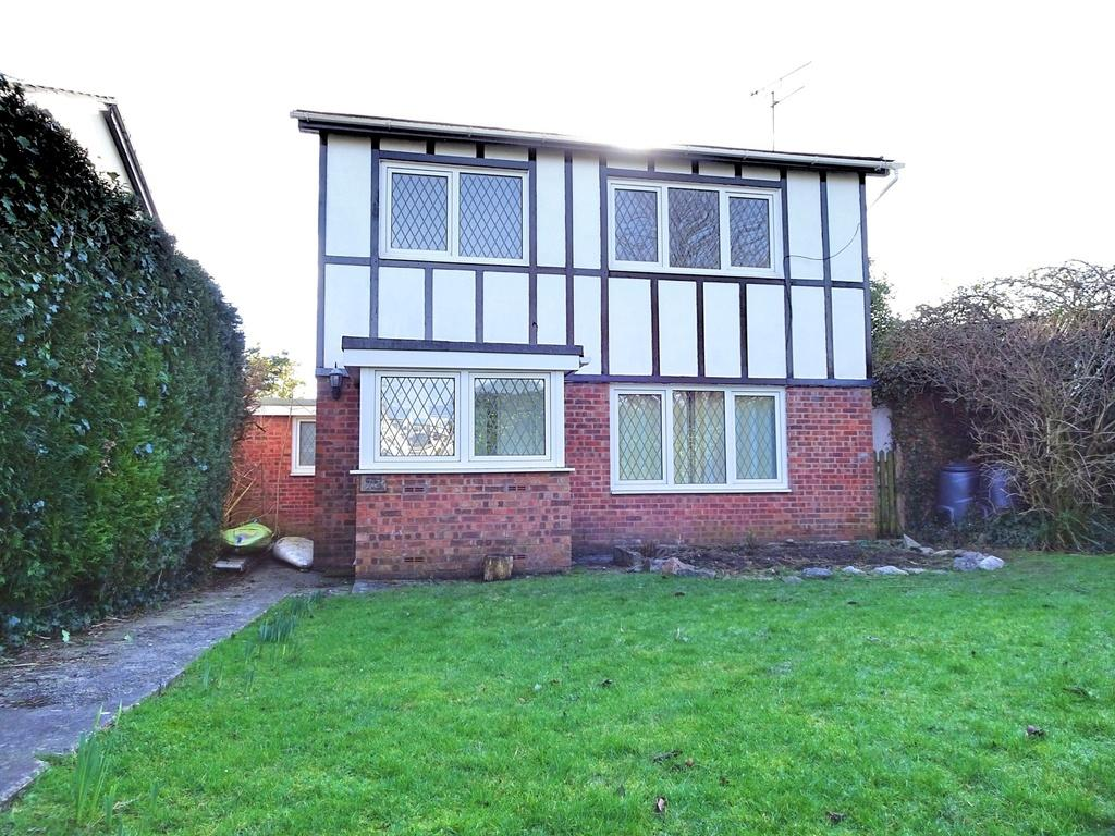 3 Bedrooms Detached House for sale in GREENACRES, SOUTH CORNELLY, CF33 4SF