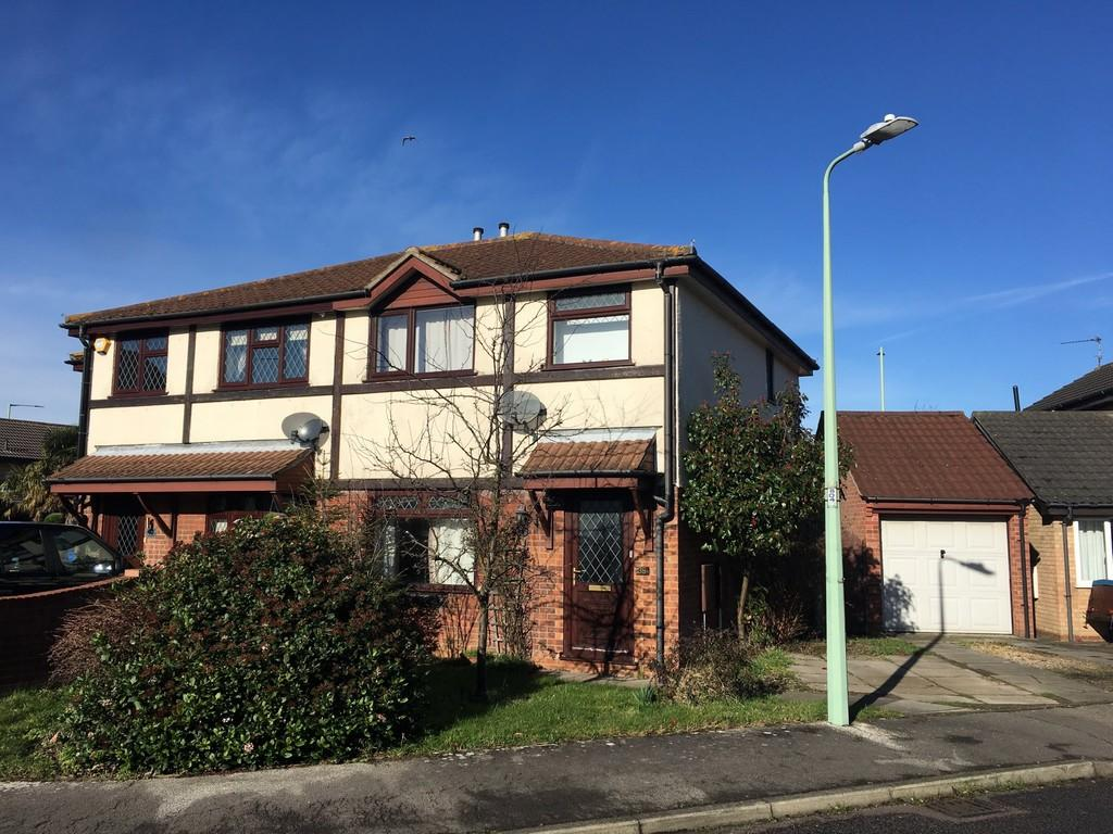 3 Bedrooms Semi Detached House for sale in Fortress Road, Carlton Colville, Lowestoft