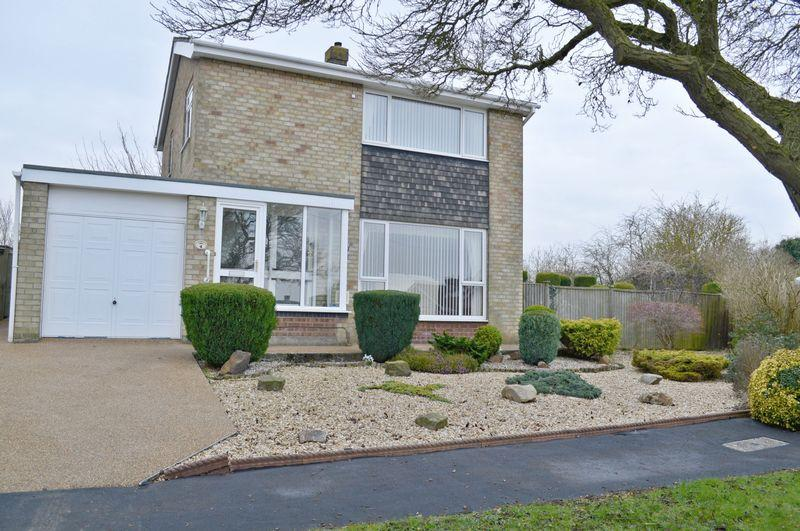 3 Bedrooms Detached House for sale in Pynder Close, Washingborough