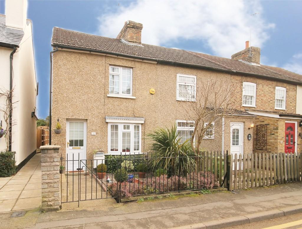 2 Bedrooms End Of Terrace House for sale in South Street, Stanstead Abbotts