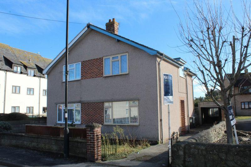 2 Bedrooms Semi Detached House for sale in High Street, Worle