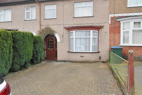 3 bedroom terraced house to rent - Roman Road, Stoke, Coventry, CV2 4LE