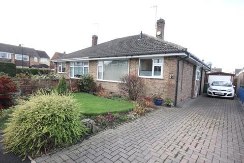 2 bedroom semi-detached bungalow to rent - Tilmire Close, Heslington