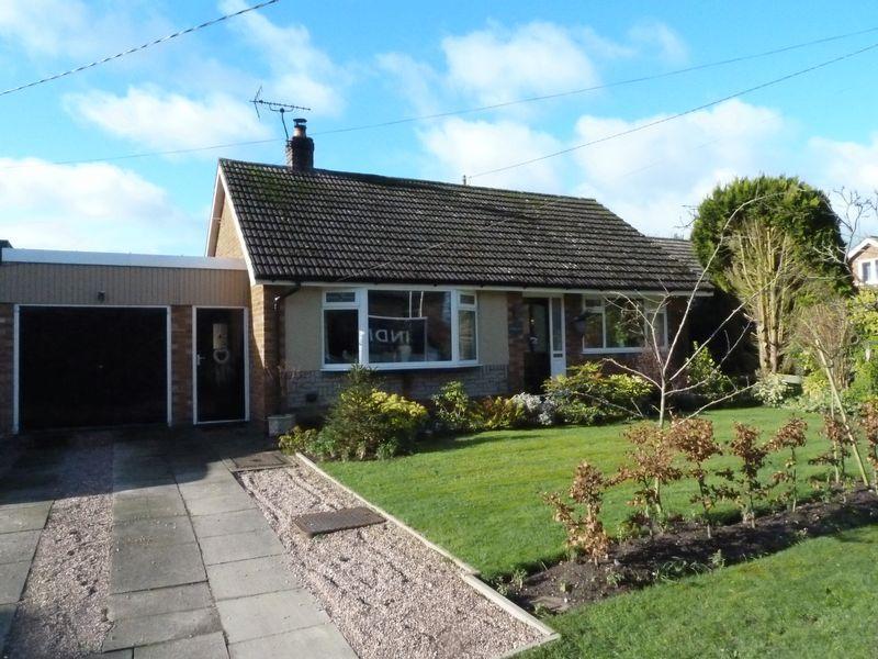 3 Bedrooms Detached House for sale in Struan, Wrenbury Road, Aston, Near Nantwich