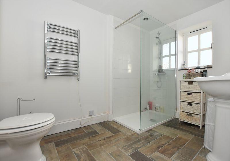 Stables shower room