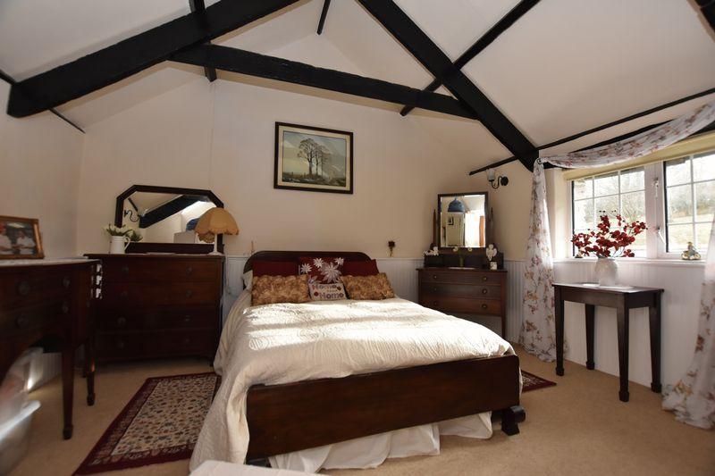 Main house bedroom 1